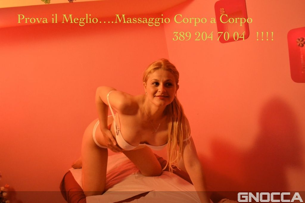 Erotic massage Sondrio